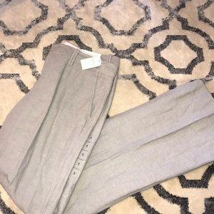 GAP light gray pant